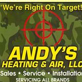 Andy's Heating LOGO