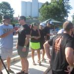 Don Day interviews Frazier United Methodist Church Crew.