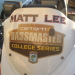 Matt Lee Represents Auburn, War Eagle