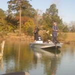 AU/UA Fish-Off at Ray Scott's